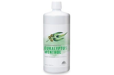 Saunaconcentraat eucalyptus menthol