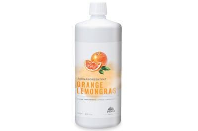 Saunaconcentraat sinaasappel limoengras