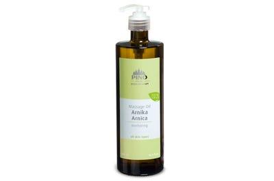 Massageöl Arnika 500 ml