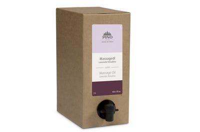 Massageolie Lavendel Rosalina 3 liter