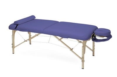 Draagbare massagetafel