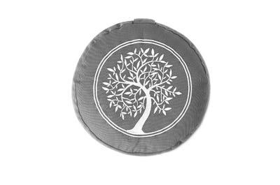 PINOFIT® Yoga Kussen Hoes grey