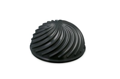 PINOFIT® Halve ball Wave black