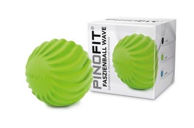 PINOFIT® Fascia ball Wave lime