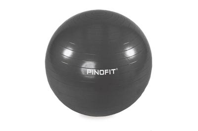 PINOFIT® Gymnastiekbal antiburst dark grey 65 cm